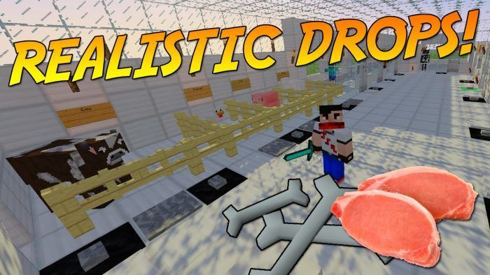 logical-drops-mod-1-11-21-10-2-for-minecraft Logical Drops Mod 1.11.2/1.10.2 for Minecraft