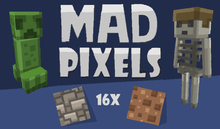 mad-pixels-resource-pack-for-minecraft-1-11-21-10-2 Mad Pixels Resource Pack for Minecraft 1.11.2/1.10.2