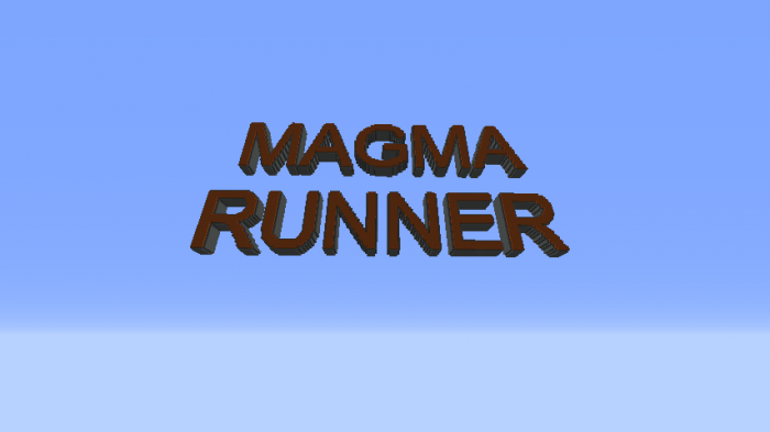 magma-runner-map-for-minecraft-1-11-2 Magma Runner Map for Minecraft 1.11.2