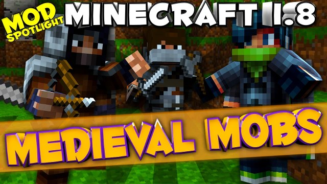 medieval-mobs-mod-for-minecraft-1-11-11-10-2 Medieval Mobs Mod for Minecraft 1.11.1/1.10.2