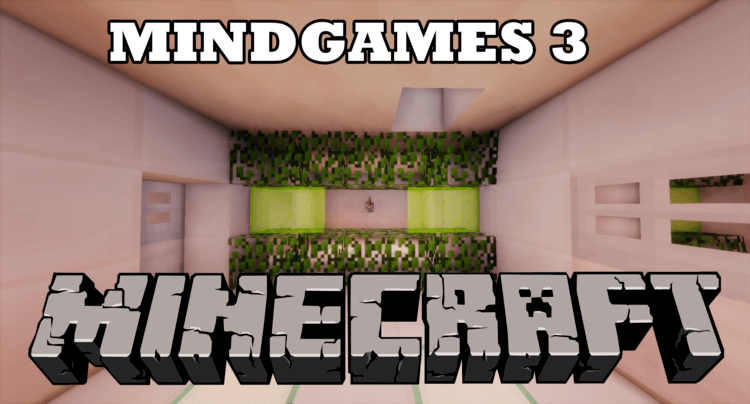 mindgames-3-map-for-minecraft-1-10-2 Mindgames 3 Map for Minecraft 1.10.2