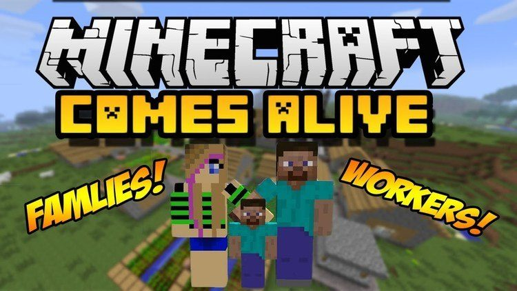 minecraft-comes-alive-mod-for-1-11-21-10-2 Minecraft Comes Alive Mod 1.12.2/1.11.2 for Minecraft