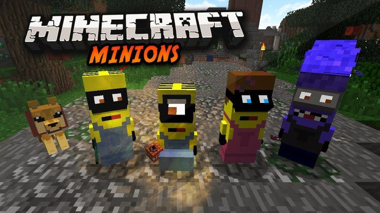 minions-mod-1-11-21-10-2-for-minecraft Minions Mod 1.11.2/1.10.2 for Minecraft