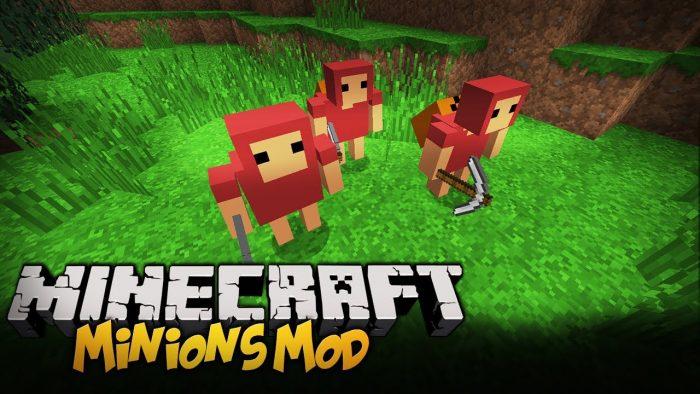 minions-mod-for-minecraft-1-11-2 Minions Mod for Minecraft 1.11.2