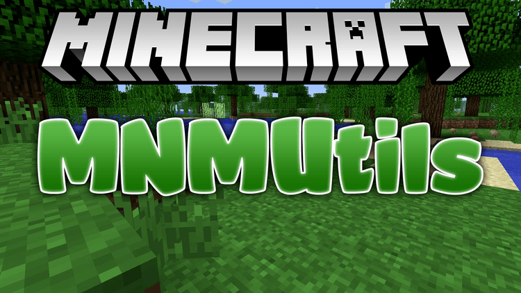 mnmutils mod for minecraft logo