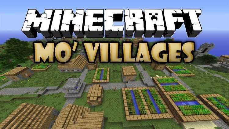 mo-villages-mod-for-minecraft-1-11-21-10-2 Mo' Villages Mod for Minecraft 1.11.2/1.10.2