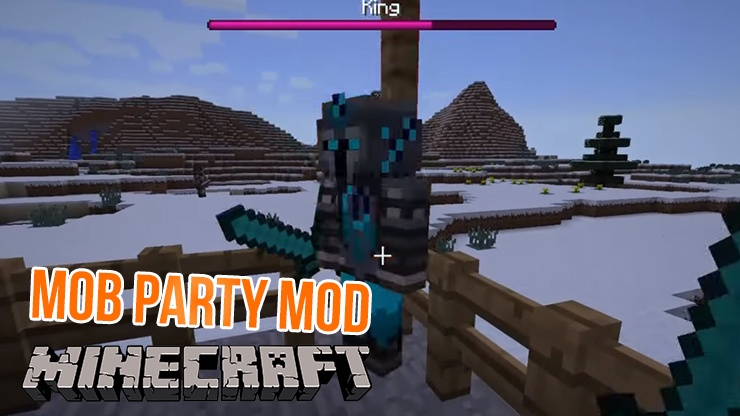 mob-party-mod-for-minecraft-1-11-21-10-2 Mob Party Mod for Minecraft 1.11.2/1.10.2