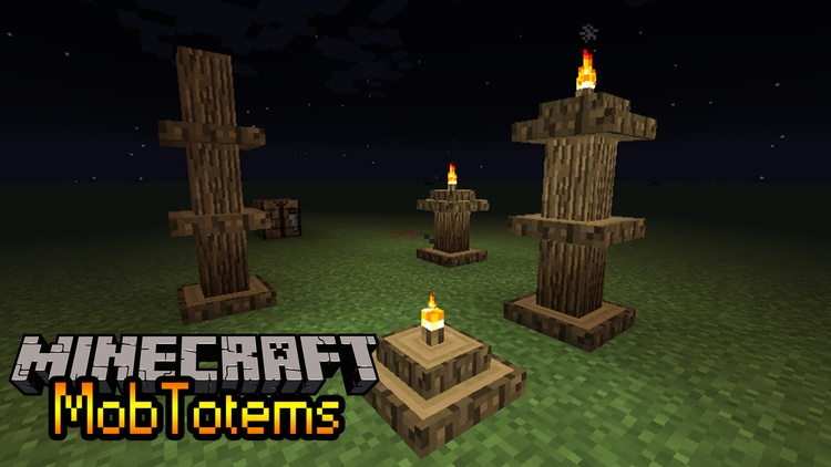 mobtotems-mod-1-11-21-10-2-for-minecraft MobTotems Mod 1.11.2/1.10.2 for Minecraft