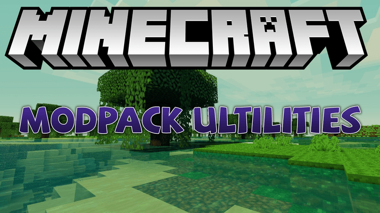 modpack-utilities-1-11-21-10-2-for-minecraft ModPack Utilities 1.11.2/1.10.2 for Minecraft