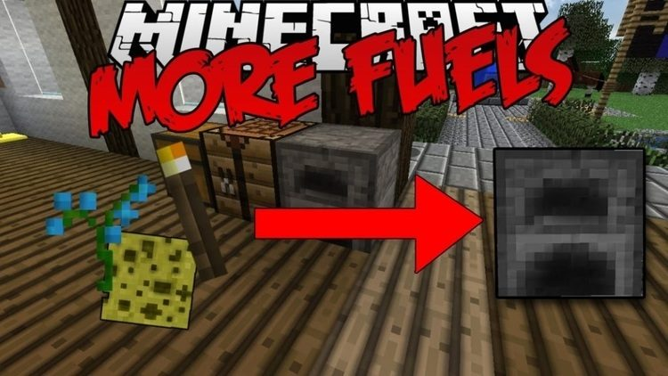 More Fuels Mod for Minecraft 00