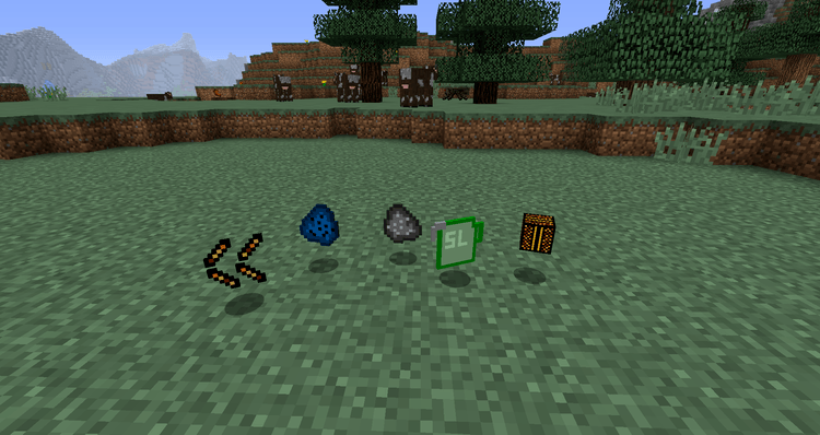 More Fuels Mod for Minecraft 01