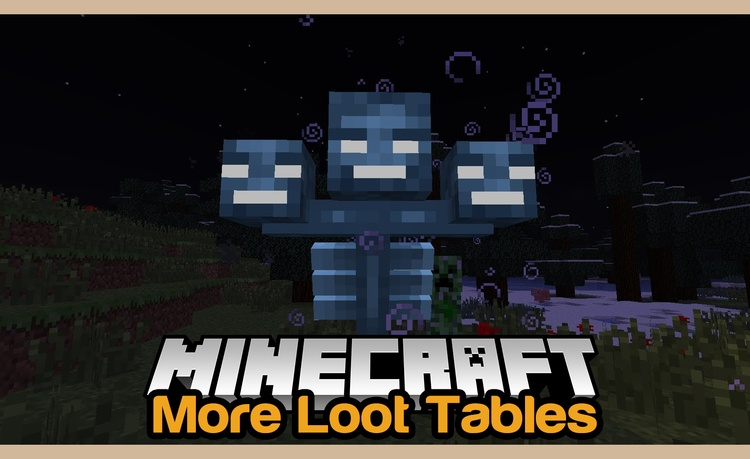 more-loot-tables-mod-1-11-21-10-2-for-minecraft More Loot Tables Mod 1.11.2/1.10.2 for Minecraft