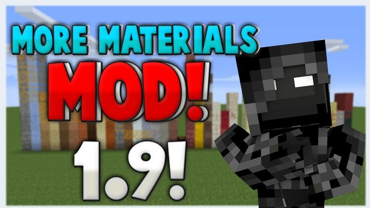 more-materials-mod-1-11-21-10-2-for-minecraft More Materials Mod 1.11.2/1.10.2 for Minecraft
