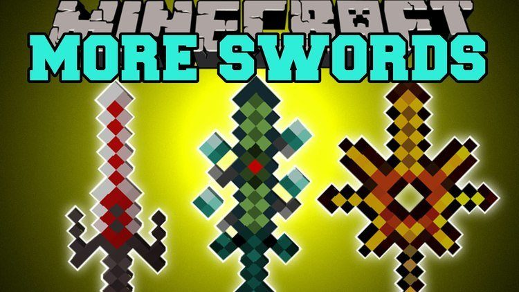 more-swords-mod-1-11-21-10-2-add-extraordinary-swords-for-minecraft More Swords Mod 1.11.2/1.10.2 – Add Extraordinary Swords for Minecraft