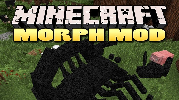 morphing-mod-1-11-21-10-2-for-minecraft Morphing Mod 1.11.2/1.10.2 for Minecraft