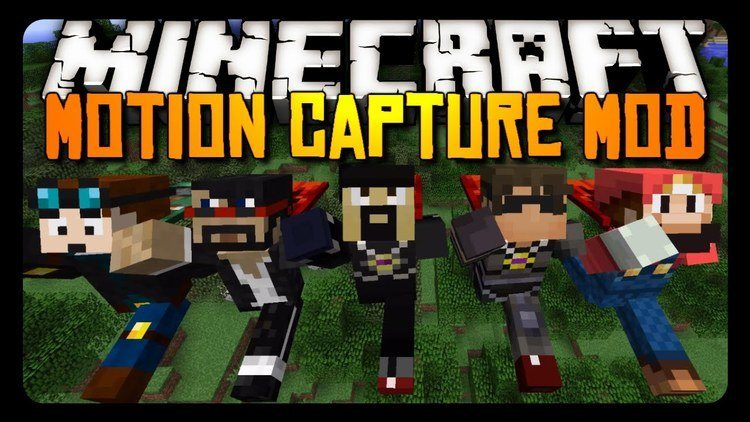 motion-capture-mod-for-minecraft-1-11-21-10-2 Motion Capture Mod for Minecraft 1.11.2/1.10.2