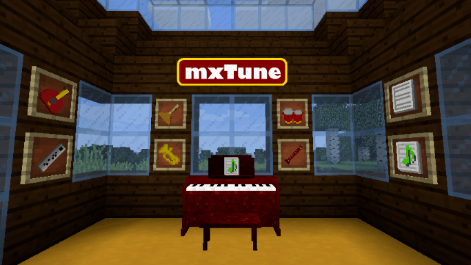 mxtune-mod-1-11-21-10-2-for-minecraft-lets-play-music-together mxTune Mod 1.11.2/1.10.2 for Minecraft (Let's play music together)