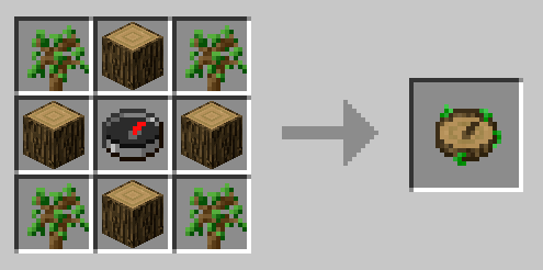 Nature's Compass Mod for Minecraft 1