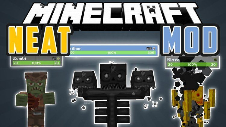 neat-mod-1-11-21-10-2-for-minecraft Neat Mod 1.11.2/1.10.2 for Minecraft