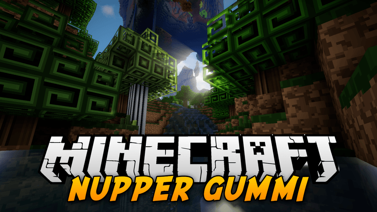 nupper-gummi-resource-pack-for-minecraft-1-11-21-10-2 Nupper Gummi Resource Pack for Minecraft 1.11.2/1.10.2
