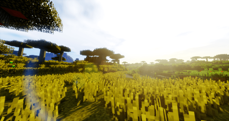 Optifine HD Mod Shaders