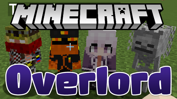overlord-mod-1-11-21-10-2-skeleton-army-for-minecraft Overlord Mod 1.11.2/1.10.2 – Skeleton Army for Minecraft