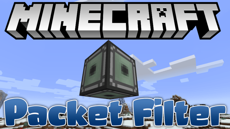 packet-filter-mod-1-11-21-10-2-for-minecraft Packet Filter Mod 1.11.2/1.10.2 for Minecraft