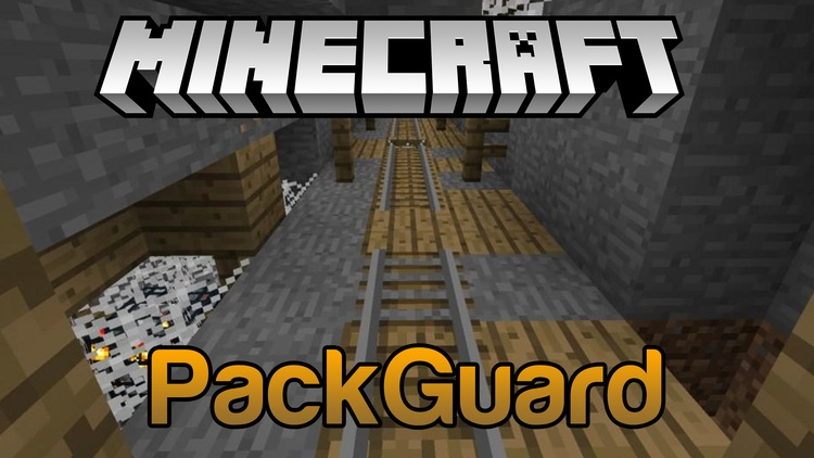 PackGuard Mod for Minecraft Logo