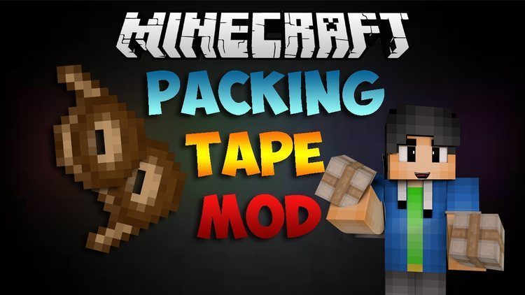 packing-tape-mod-for-minecraft-1-11-21-10-2 Packing Tape Mod for Minecraft 1.11.2/1.10.2