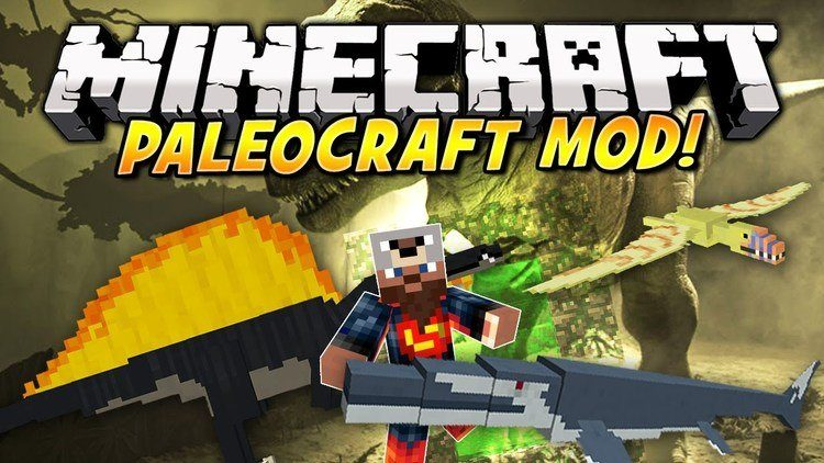 paleocraft-mod-for-minecraft-1-11-21-10-2 PaleoCraft Mod for Minecraft 1.11.2/1.10.2