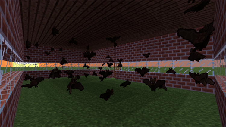 pet-bats-mod-1-11-21-10-2-for-minecraft Pet Bats Mod 1.11.2/1.10.2 for Minecraft