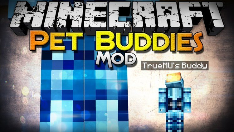"pet-buddy-mod-1-11-21-10-2-another-you-in-minecraft Pet Buddy Mod 1.11.2/1.10.2 – Another ""You"" in Minecraft"