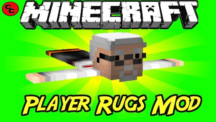 player-rugs-mod-1-11-21-10-2-for-minecraft Player Rugs Mod 1.11.2/1.10.2 for Minecraft
