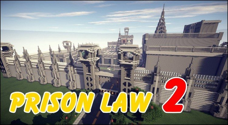 prison-law-2-map-for-minecraft-1-10-21-9-4 Prison Law 2 Map for Minecraft 1.10.2/1.9.4