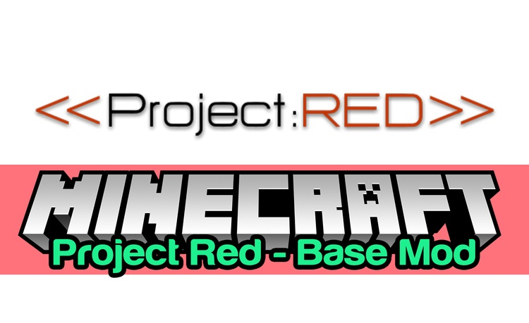 project-red-base-mod-1-11-21-10-2-for-minecraft Project Red – Base Mod 1.11.2/1.10.2 for Minecraft