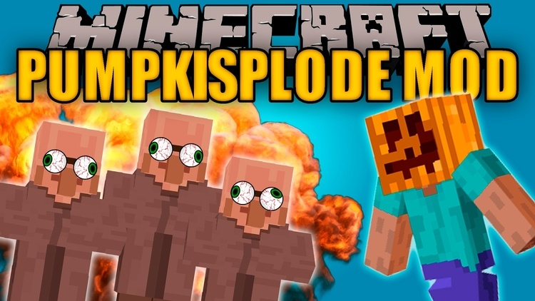 pumpkisplode-mod-1-11-21-10-2-for-minecraft PumpkiSplode Mod 1.11.2/1.10.2 for Minecraft