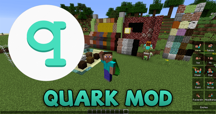quark-mod-1-11-21-10-2-for-minecraft Quark Mod 1.11.2/1.10.2 for Minecraft