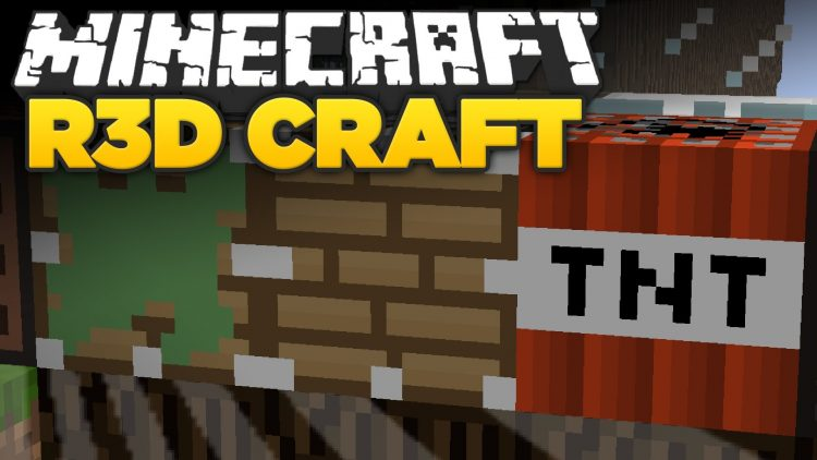 r3d-craft-resource-pack-for-minecraft-1-111-10-2 R3D Craft Resource Pack for Minecraft 1.11/1.10.2