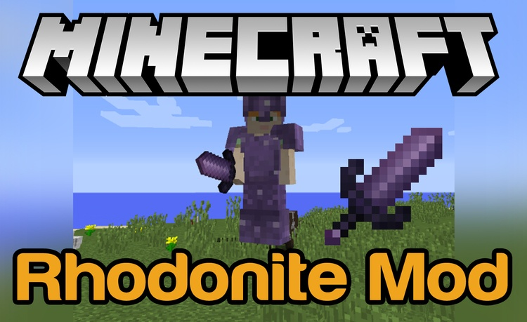 rhodonite-tools-armor-mod-1-11-21-10-2-for-minecraft Rhodonite Tools & Armor Mod 1.11.2/1.10.2 for Minecraft