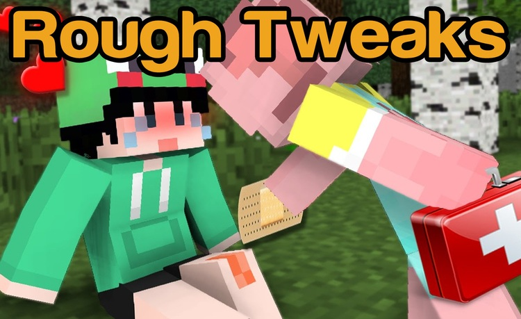 rough-tweaks-mod-1-11-21-10-2-for-minecraft Rough Tweaks Mod 1.11.2/1.10.2 for Minecraft