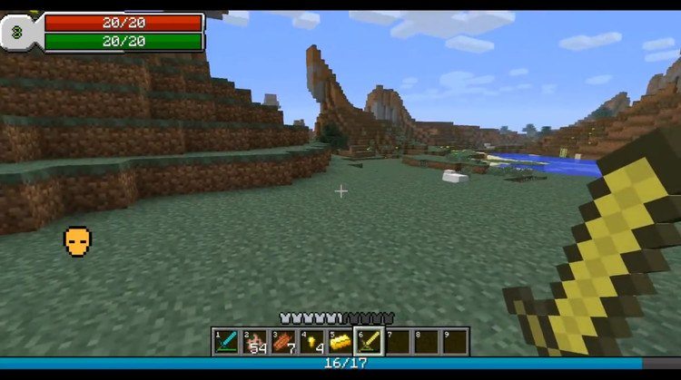 rpg-hud-mod-1-11-21-10-2-for-minecraft-6949-1 RPG Hud Mod 1.11.2/1.10.2 for Minecraft