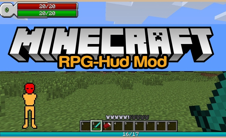 rpg-hud-mod-1-11-21-10-2-for-minecraft-6949 RPG Hud Mod 1.11.2/1.10.2 for Minecraft