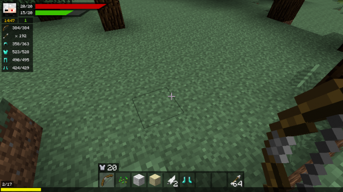 rpg-hud-mod-for-minecraft-1-11-21-10-2 RPG-Hud Mod for Minecraft 1.11.2/1.10.2