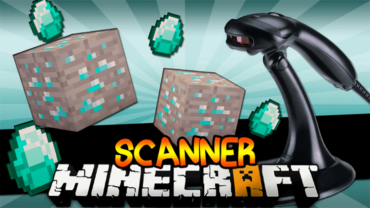 scanner-mod-1-11-21-10-2-for-minecraft Scanner Mod 1.11.2/1.10.2 for Minecraft