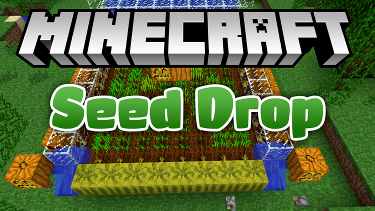 seed-drop-mod-1-11-21-10-2-for-minecraft Seed Drop Mod 1.11.2/1.10.2 for Minecraft