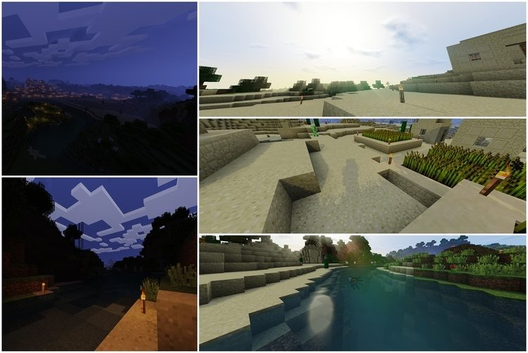 sflp-shaders-mod-for-minecraft-1-11-21-10-2 SFLP Shaders Mod for Minecraft 1.11.2/1.10.2