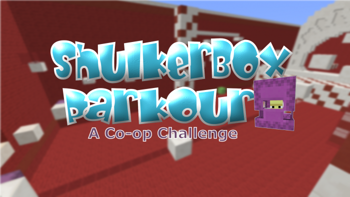 shulkerbox-parkour-map-for-minecraft-1-11-2 ShulkerBox Parkour Map for Minecraft 1.11.2
