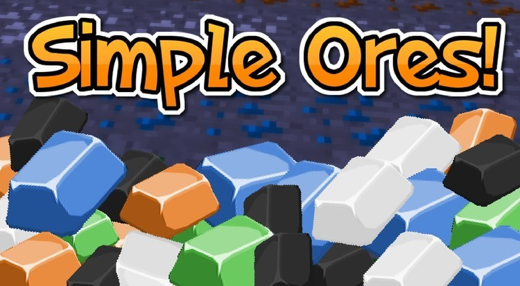 simple-ores-mod-1-11-21-10-2-for-minecraft Simple Ores Mod 1.11.2/1.10.2 for Minecraft