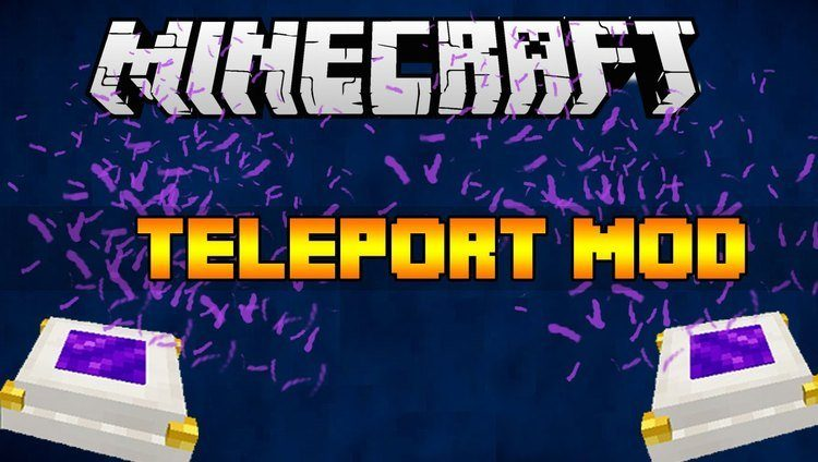simple-teleporters-mod-for-minecraft-1-11-21-10-2 Simple Teleporters Mod for Minecraft 1.11.2/1.10.2