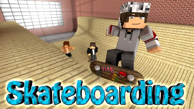 skateboard-mod-for-minecraft-1-11-11-10-2 Skateboard Mod for Minecraft 1.11.1/1.10.2